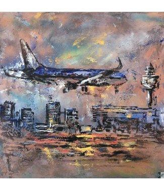 Stefan Postol Schiphol Airport