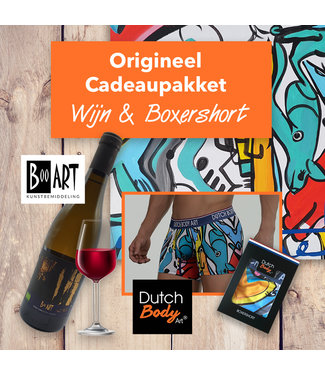 Dutch Body Art Cadeaupakket 1