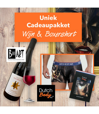 Dutch Body Art Cadeaupakket 2