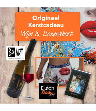 Dutch Body Art Cadeaupakket 4