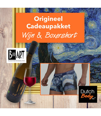 Dutch Body Art Cadeaupakket 5