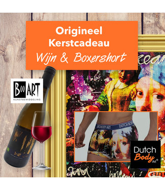 Dutch Body Art Cadeaupakket 6