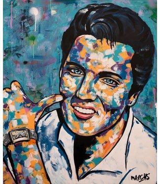 Marcus Freepainter Elvis