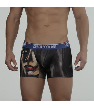 Dutch Body Art Boxer shorts of the painting 'Headlines'