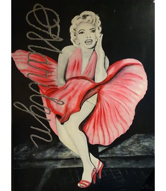 Mia van der Moolen Marilyn Monroe
