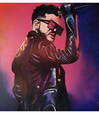 Mia van der Moolen Adam Lambert