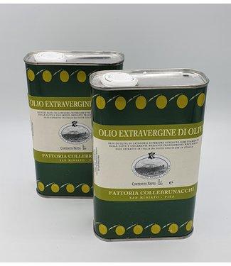 Fattoria Collebrunacchi Olive oil in a 0.5 liter can