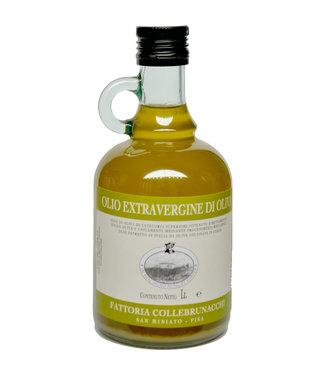 Fattoria Collebrunacchi Olijfolie in een 0,5 liter flesje