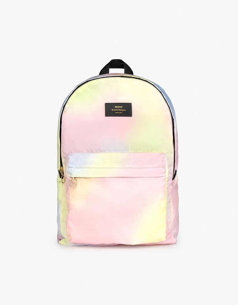 WOUF Recycled Backpack - Tie & Dye