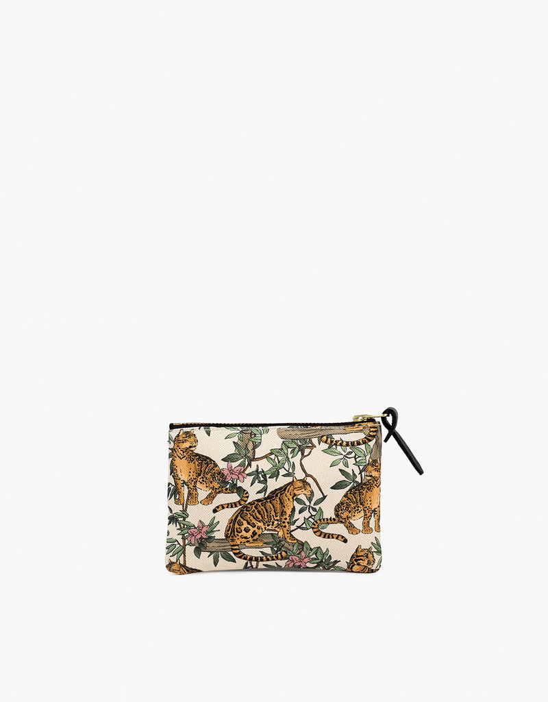 WOUF Pouch Bag - Lazy Jungle