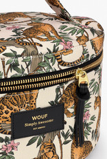 WOUF Toiletry Bag - Lazy Jungle