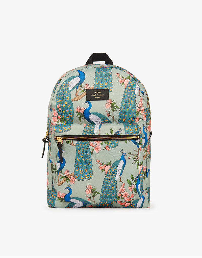 WOUF Backpack - Royal Forest