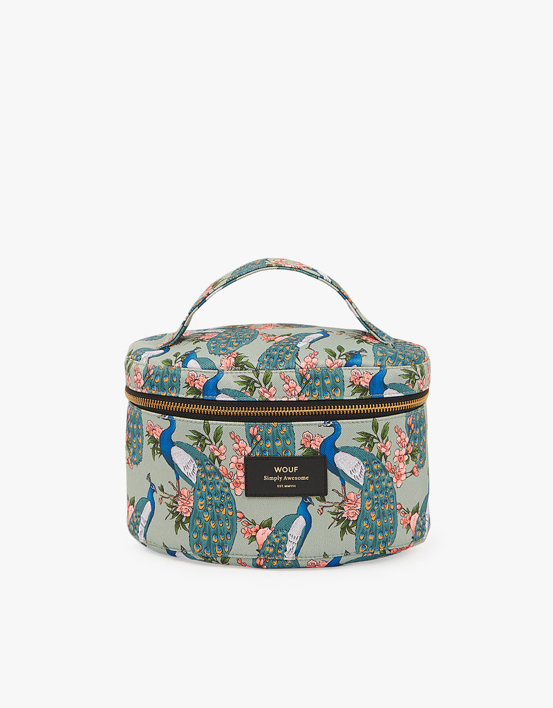 WOUF Toiletry Bag - Royal Forest