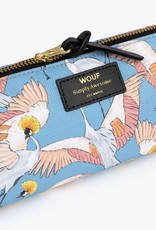 WOUF Pencil Case - Imperial Heron