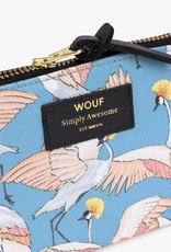 WOUF Pouch Bag - Imperial Heron