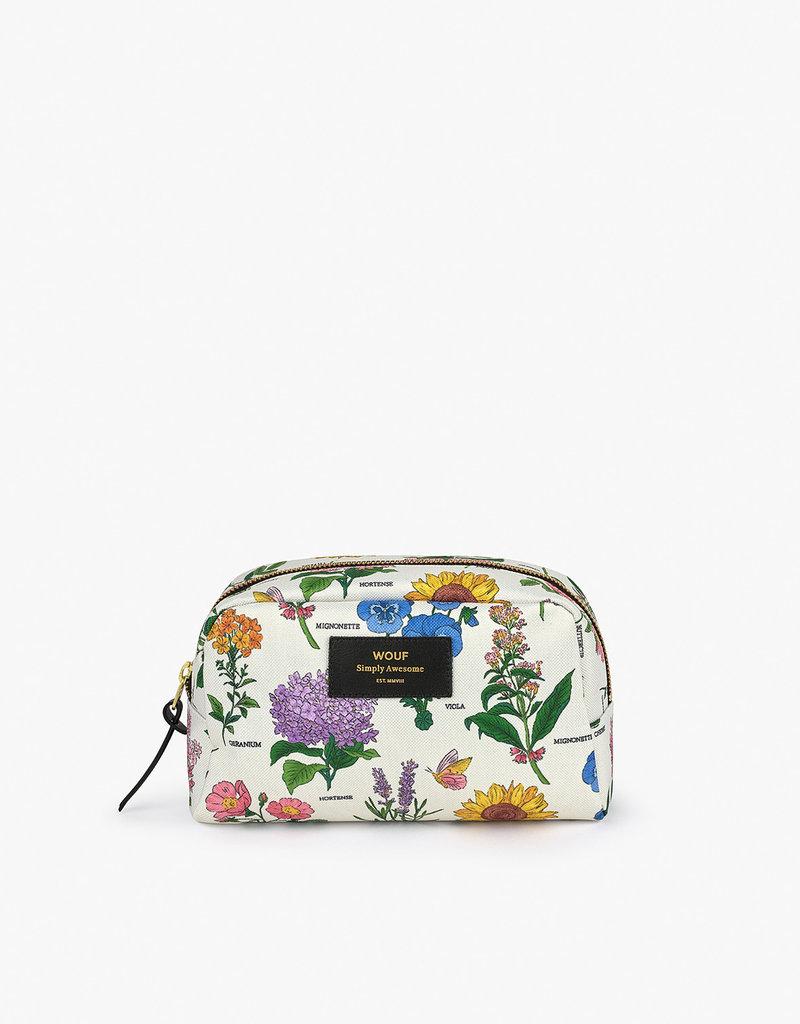 WOUF Makeup Bag - Botanic