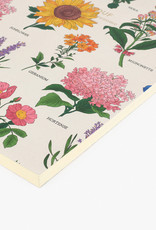 WOUF Notebook A5 - Botanic