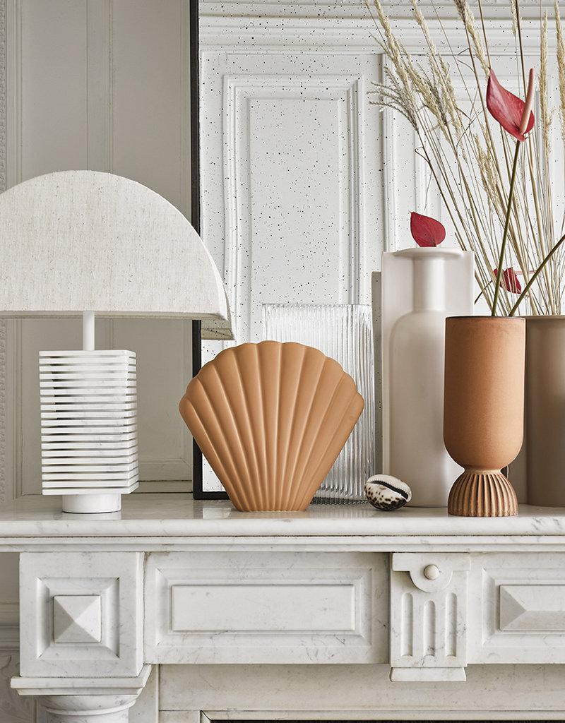 HKliving Stoneware Vase - Rustic