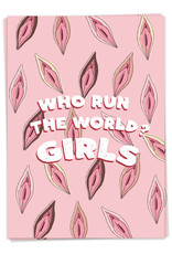 Kaart Blanche Who run the world?