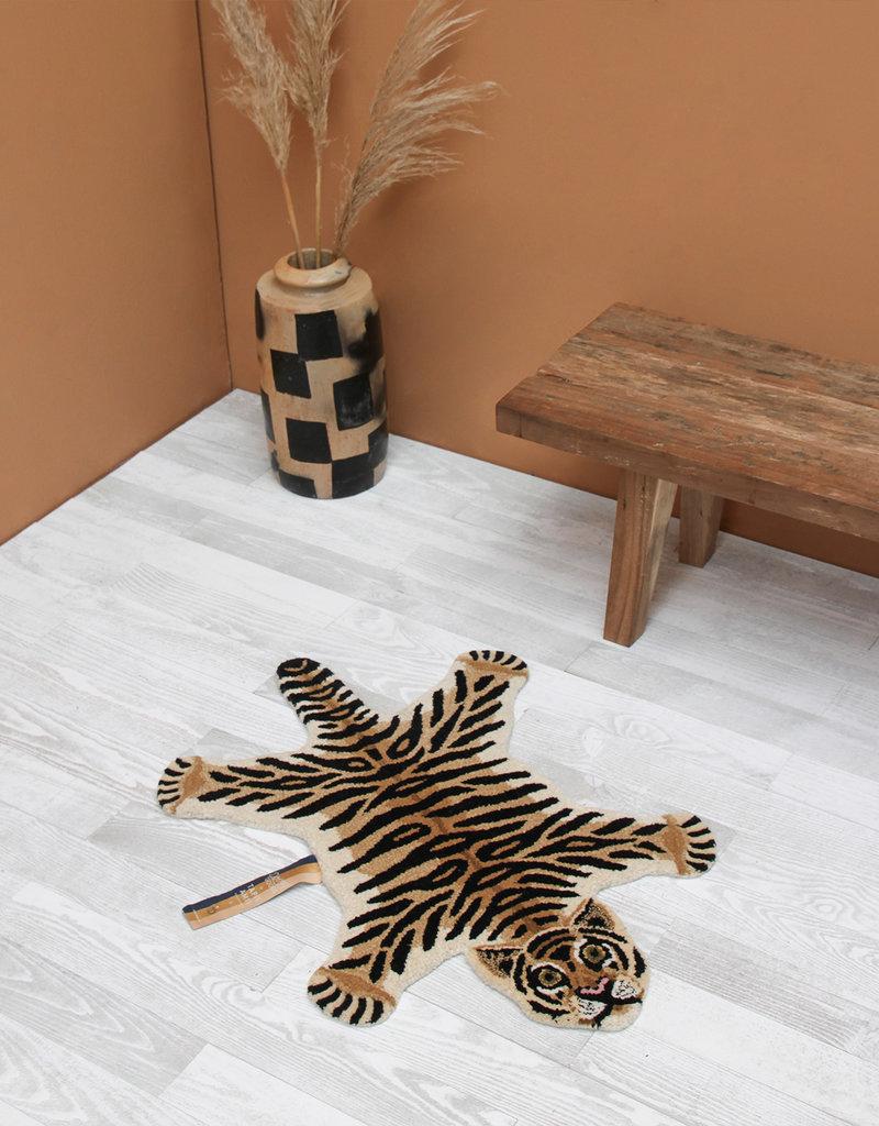 Doing Goods A Tiger Carpet / Rug