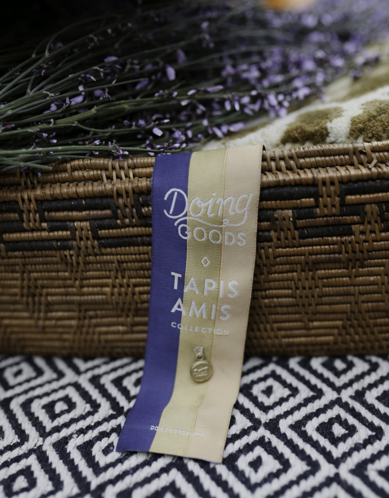 Doing Goods A Crocodile Carpet / Rug