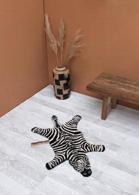 Doing Goods Zebra Carpet