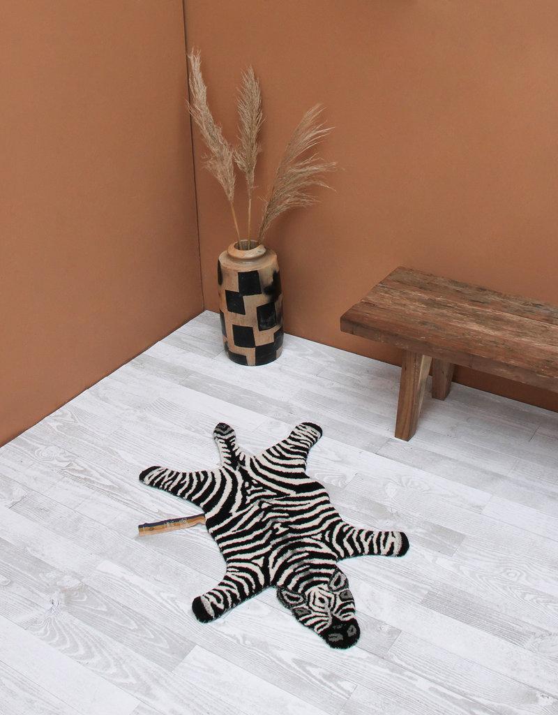 Doing Goods A Zebra Carpet / Rug