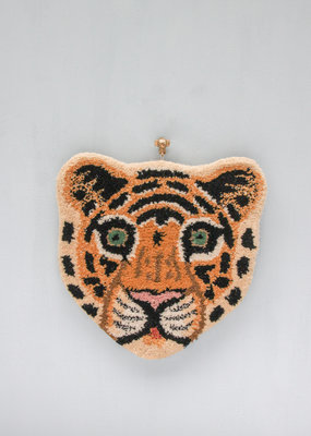 Doing Goods Tiger Head Carpet