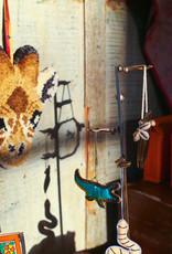 Doing Goods A Giraffe Head Carpet / Rug