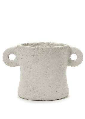 SERAX Plant Pot - Papier-Mâché