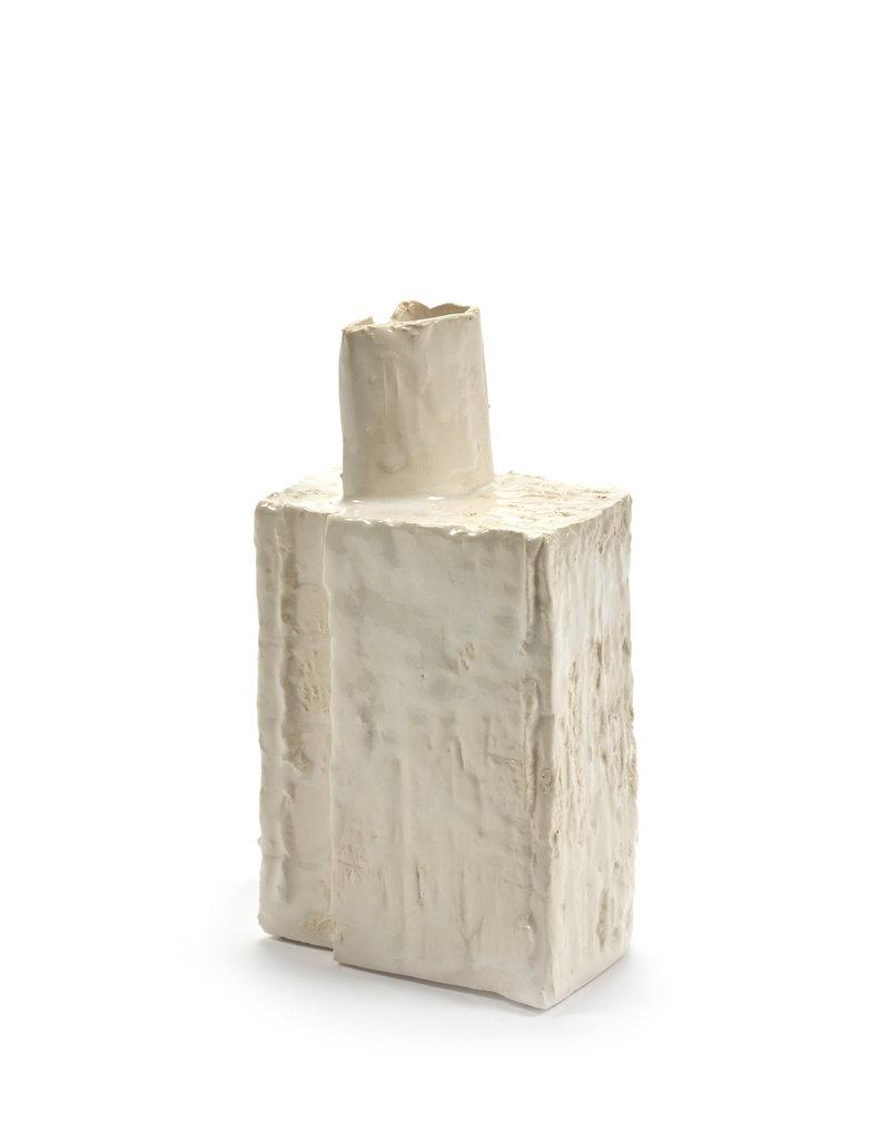 SERAX Eucalyptus & Acacia Vase - White