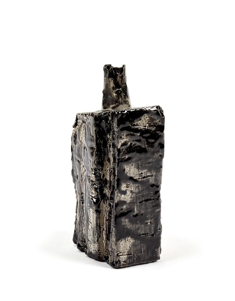 SERAX Eucalyptus & Acacia Vase - Black