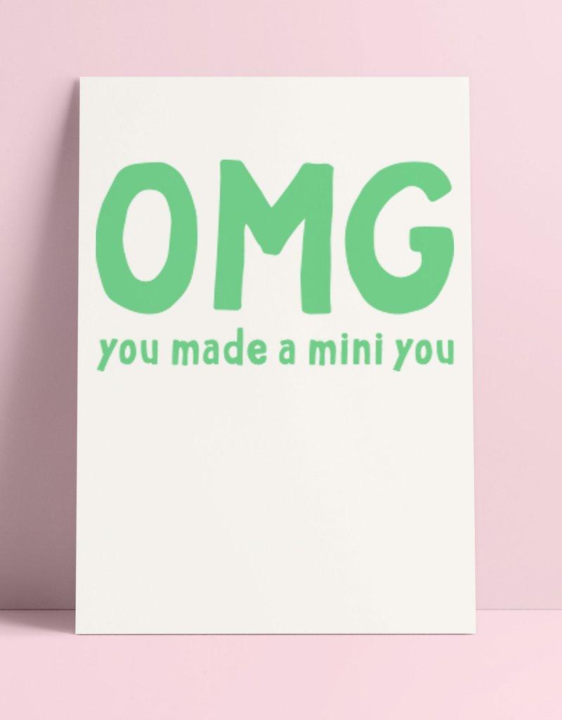Studio Inktvis BabyLove - Mini you
