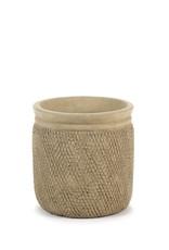 SERAX Plant Pot - Snake Sand (XS)