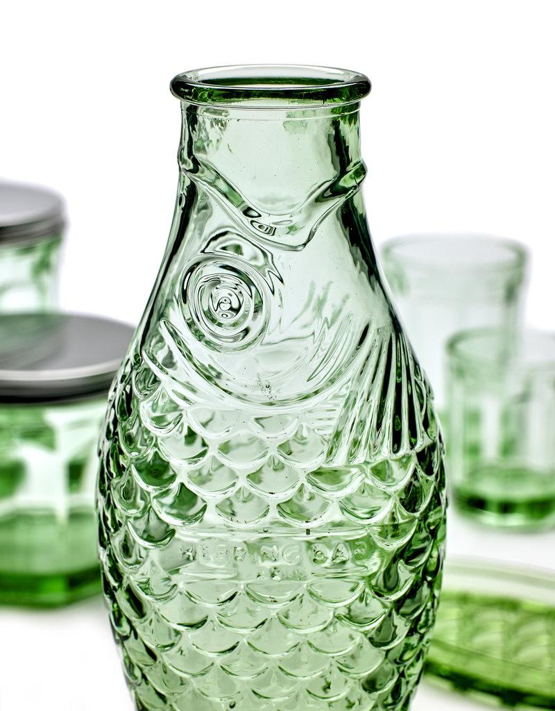 SERAX Glass Vase - Fish & Fish - Paola Navone