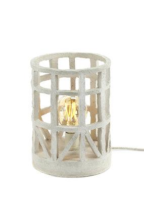 SERAX Earth Lamp - White