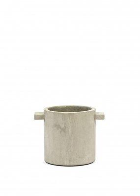 SERAX Plant Pot - Concrete (S)