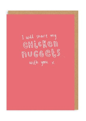 OHH DEER Love - Chicken Nuggets