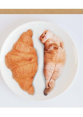 OHH DEER Love - Cat Croissants
