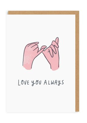 OHH DEER Love - Love You Always