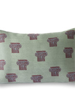 HKLiving Jacquard Weave Greek Column Cushion (35x55)
