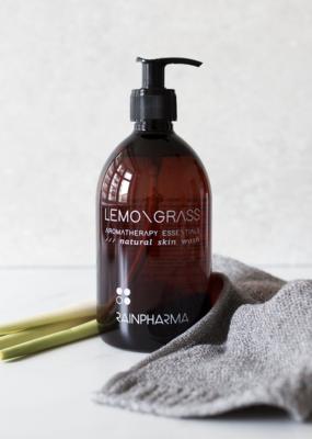 RainPharma Skin Wash Lemongrass 500ML