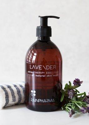 RainPharma Skin Wash Lavender 500ML