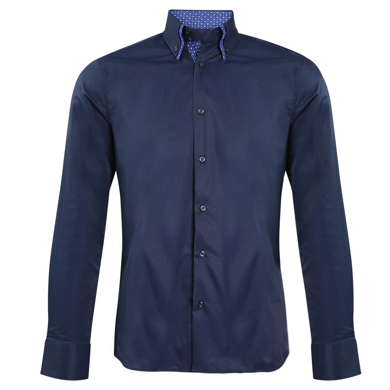 Do&Co Heren Overhemd Slim Fit FactoryDiscount.nl