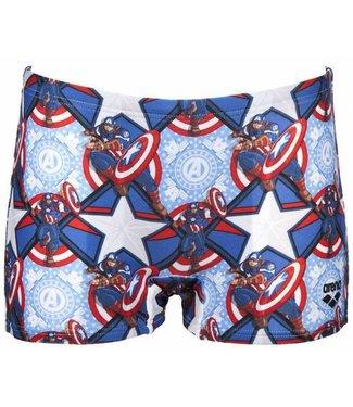 Arena B Marvel Junior Boxer Captain America