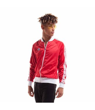 Arena M Relax Iv Team Jacket red-white-red
