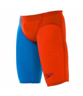 Speedo Lzr Elite 2 Jammer Oranje / blauw