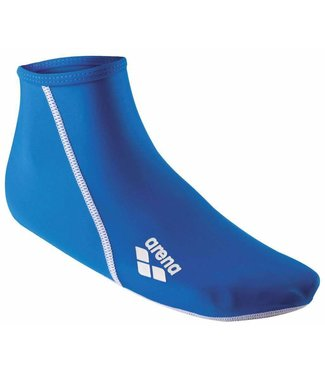 Arena Pool Socks Jr blue