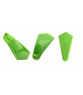 Arena Powerfin Hook acid-lime/black