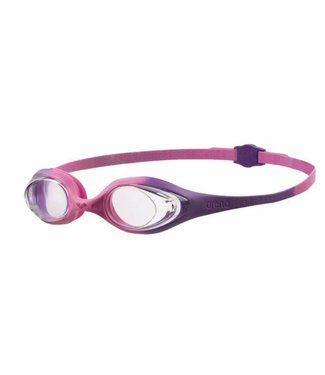 Arena Spider Jr violet/clear/pink